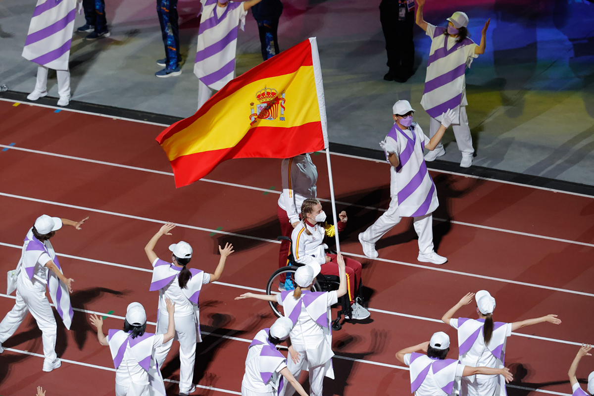 Foto cedida por Comité Paralímpico Español